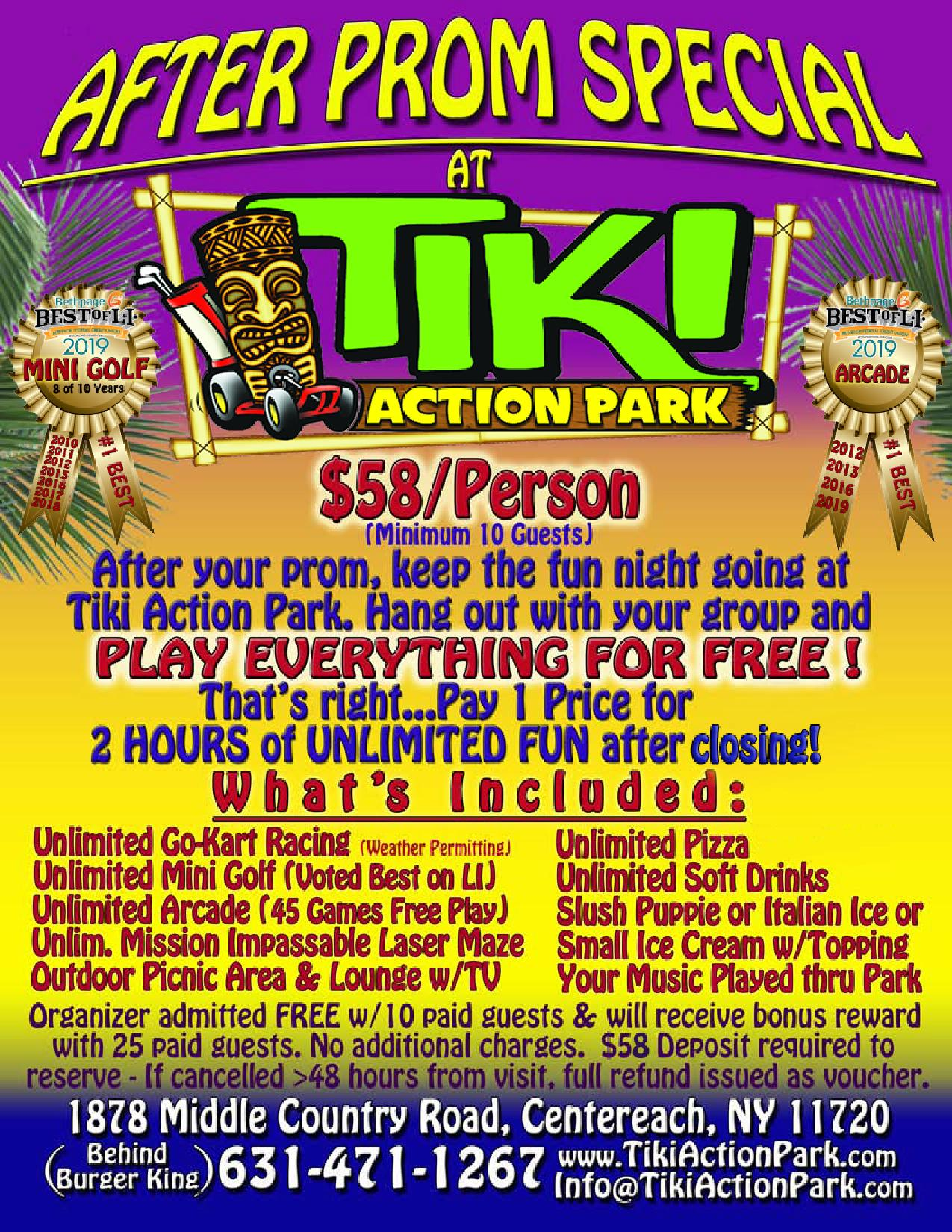 tiki-action-park-after-prom-party-flyer