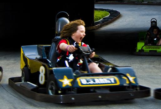 Have a Blast GoKart Racing