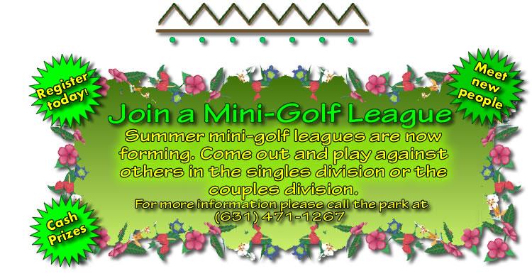 Tiki Action Park Mini Golf Tournament