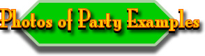 Click to View Photos of Party Examples at Tiki Action Park