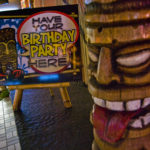 Have your birthday party here