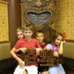 Fun Tiki Chair in Aloha Lounge